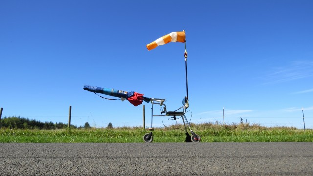 Wind-Assisted Chair